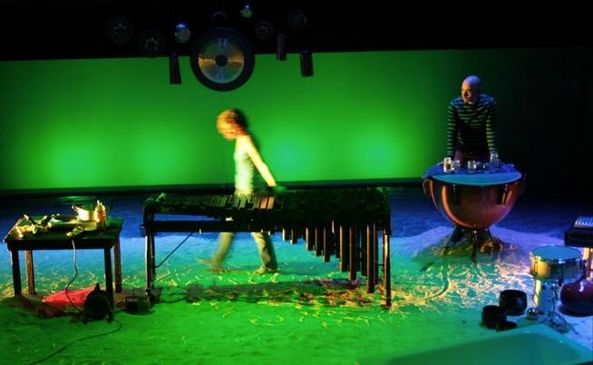 Porque o meniño se coce na polenta - set designer and costume designer Marta Pazos