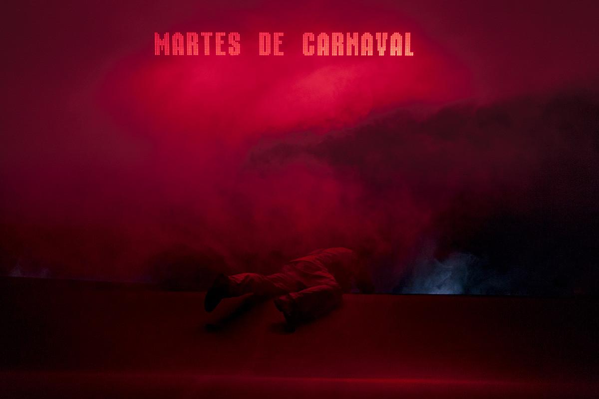 Martes de Carnaval - direction Marta Pazos