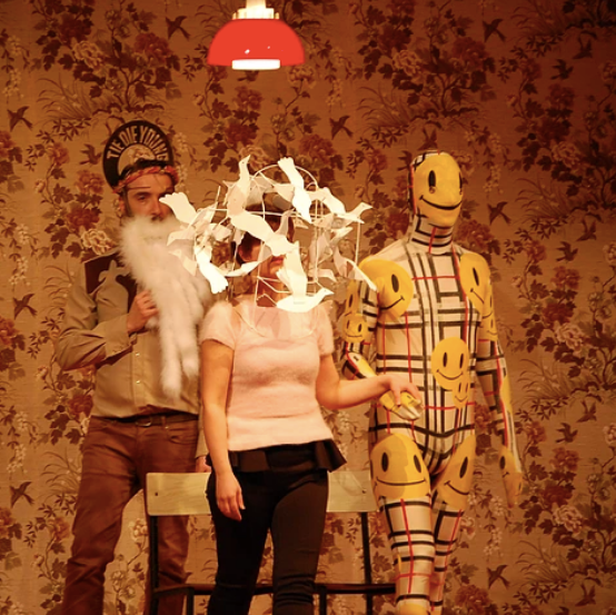 Waltz-Marta Pazos director and set designer