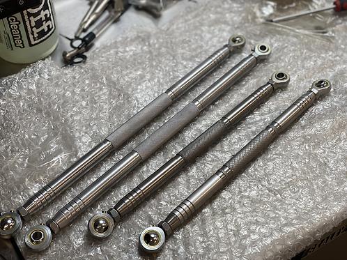 Custom Rear Spoiler Support Kit
