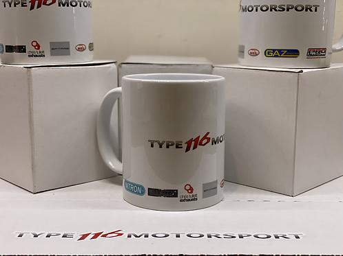 Type 116 Motorsport Mug