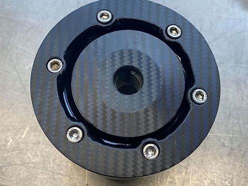 Fuel Cap Vinyl (Carbon Fibre)
