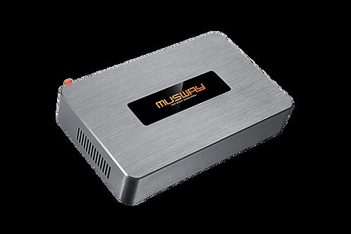 Musway D8 V2  DSP Amplifier