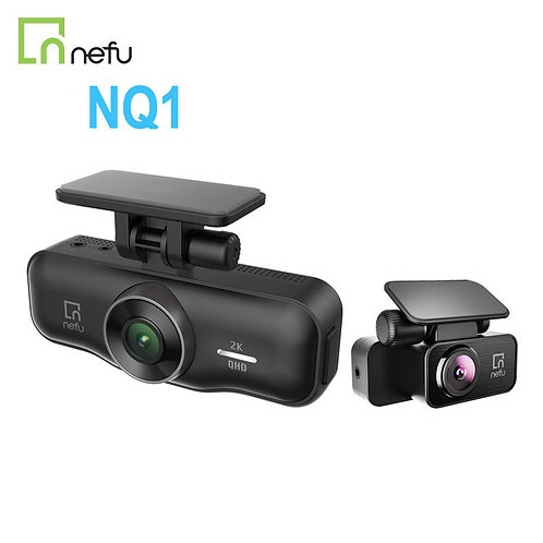 NEFU NQ1 QHD Dual Channel Car Camera