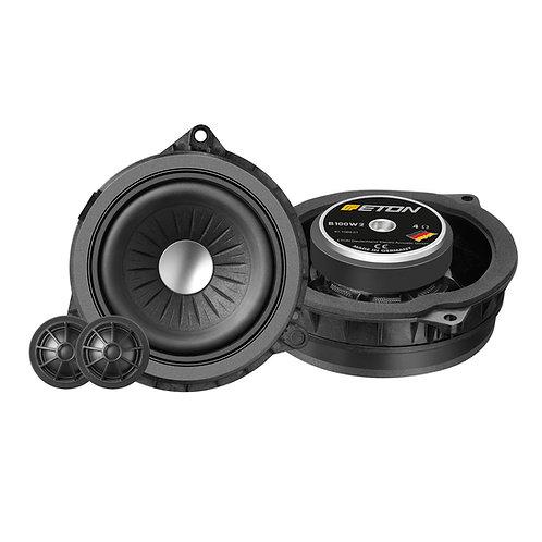 "ETON B 100W2 4"" Component Speaker - BMW"