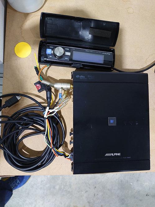 Alpine PXA H800 /RUX-C800