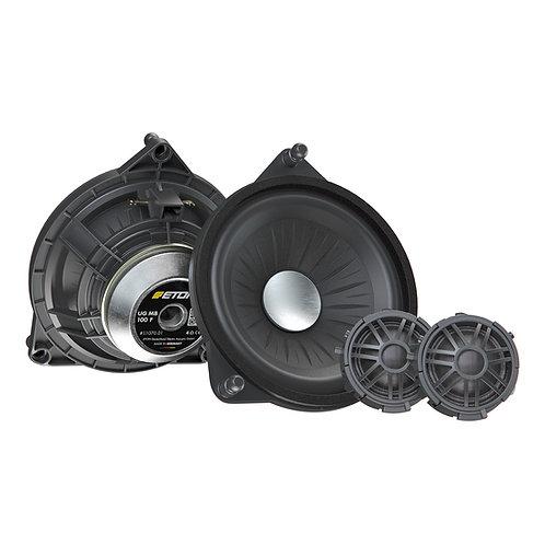 """ETON UG MB100 F 4"""" Component Speaker - Mercedes"""