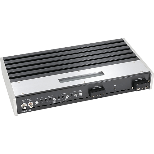 Ground Zero GZPA 2SQ  ,2-channel High Performance SQ amplifier