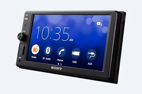 "SONY XAV-AX1500  6.2"" Bluetooth® Media Receiver with WebLink™️ Cast"