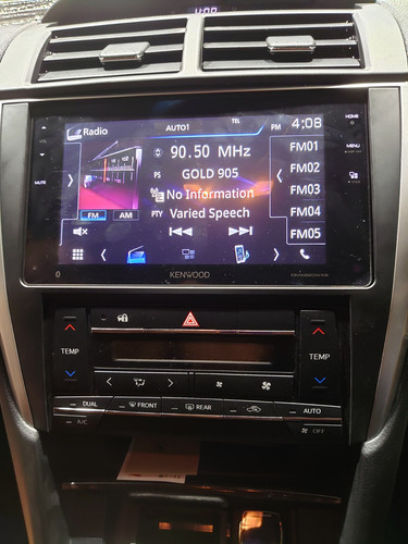 Kenwood DMX820WXS Media Player