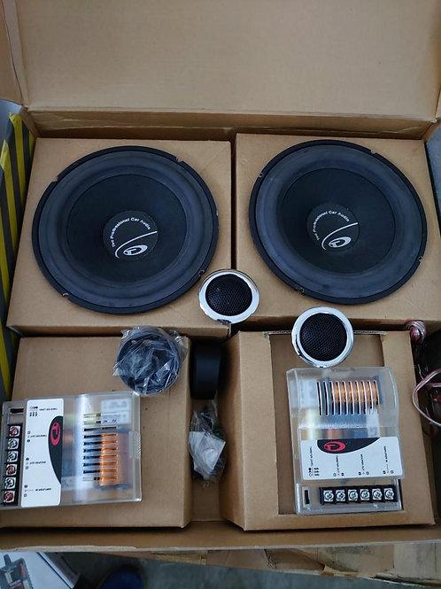 EB Tech SQ 6 Component Speaker