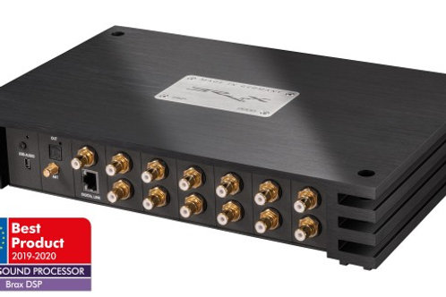 BRAX DSP , 12 Channel High End DSP