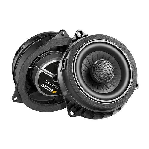 """ETON B 100 X W2 4"""" Coaxial Speaker - BMW"""