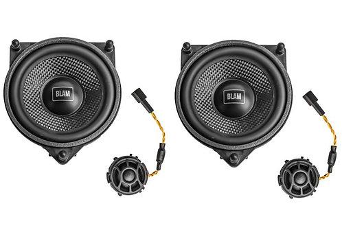 """BLAM Audio Mercedes 4"""" Component  Speakers"""