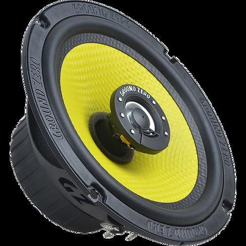 Ground Zero GZTF 6.5X Titanium coaxial speaker