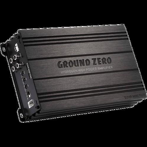 Ground Zero GZHA  Mini Two , 2 Channel Amplifier
