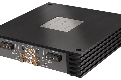 BRAX MX4 PRO , 4 Channel High End Amplifier