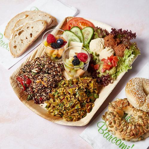 Veggie Brunch Paket  vegan möglich  Für Zwei