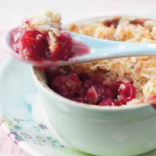 Berry & Apple Crisp