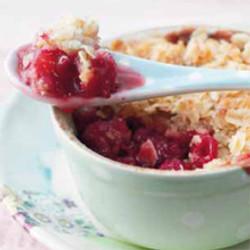 Berry & Apple Crisp
