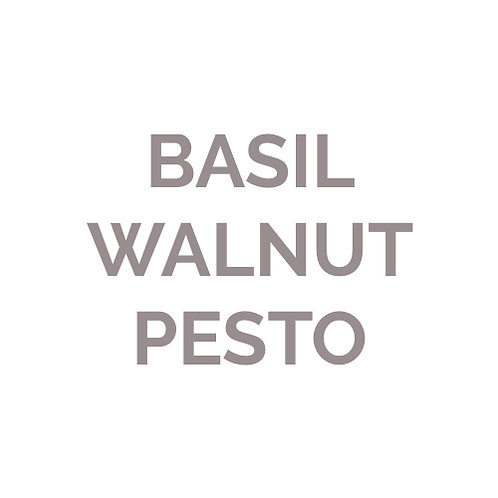 Basilikum-Walnuss-Pesto