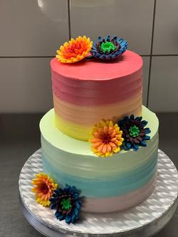 Pride Hochzeitstorte