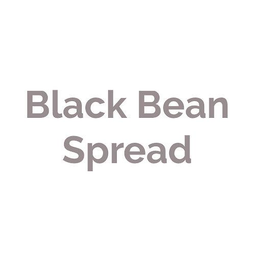 Black Bean Spread |vegan