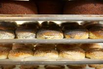 Einblick in unsere Bäckerei