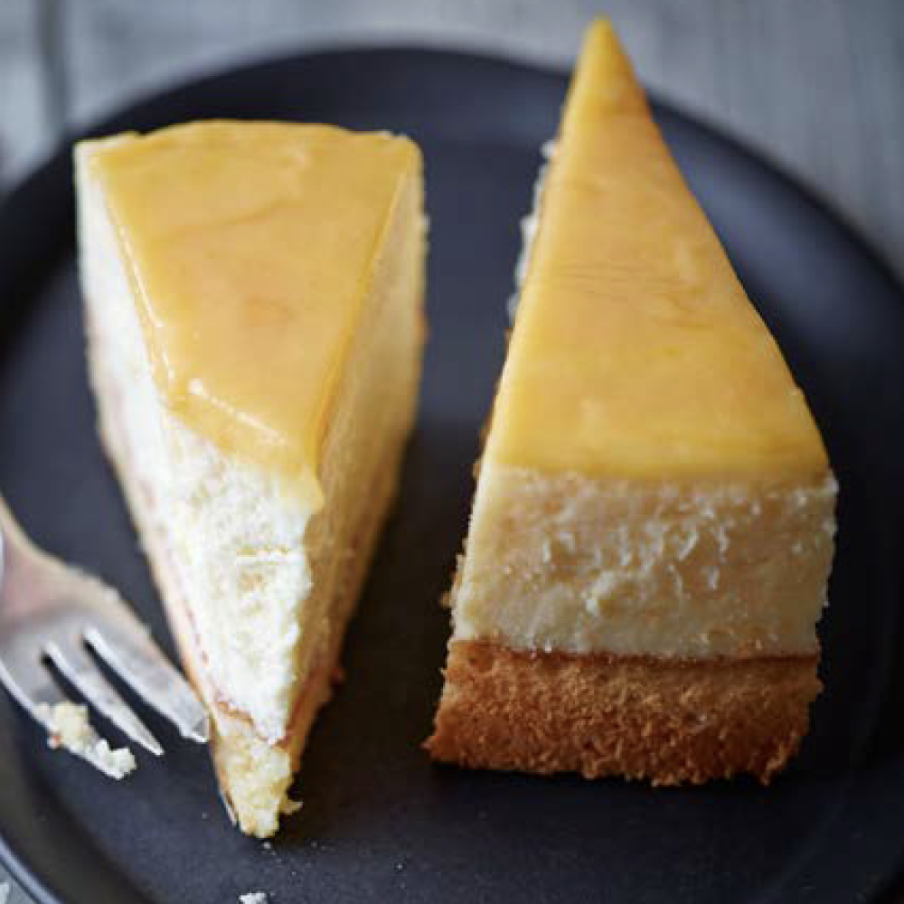 Lemon Cheesecake | Glutenfrei