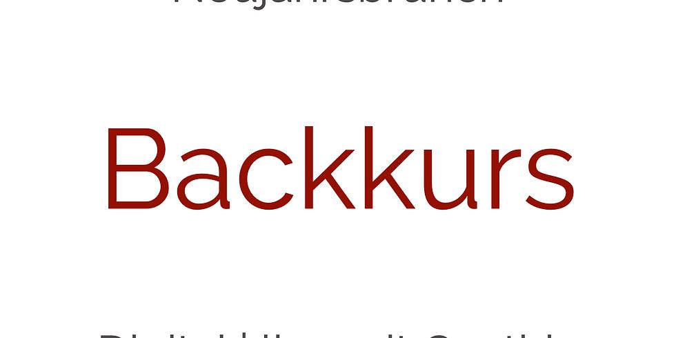 Digitaler Back-Workshop: Neujahrsbrunch mit Cynthia Barcomi - Online Event