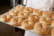 Sesam Bagels