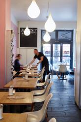 Ein Blick in unser Café