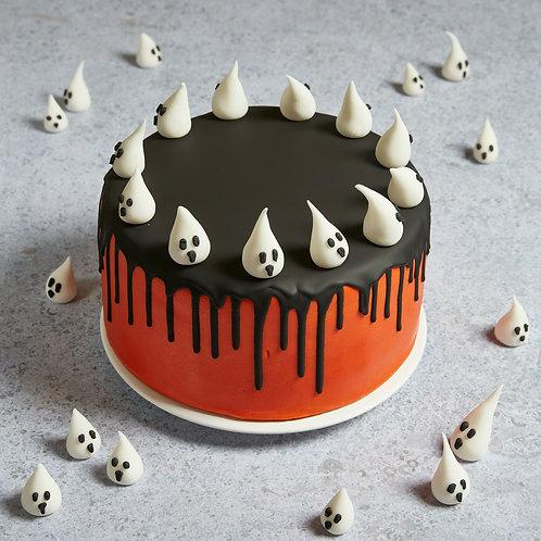 Halloween |Ghost Cake