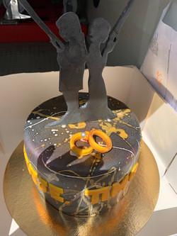 Personalisierte Torte