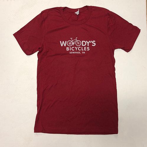 Woody's Shirt Red