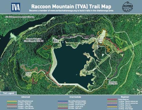 Raccoon Mountain Chattanooga