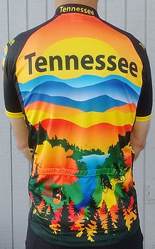 Tennssee Bike Jersey