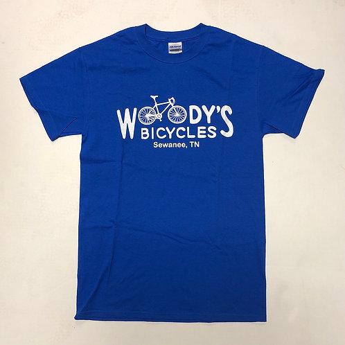 Woody's Shirt Blue