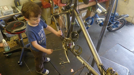 Bicycle Repair
