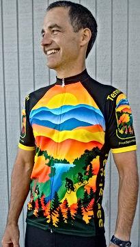 Tennessee Bike Jersey