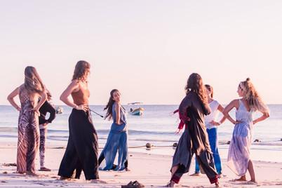 Danzas Circulares Femeninas