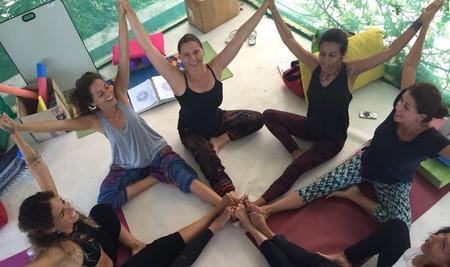 Yoga en Cancún