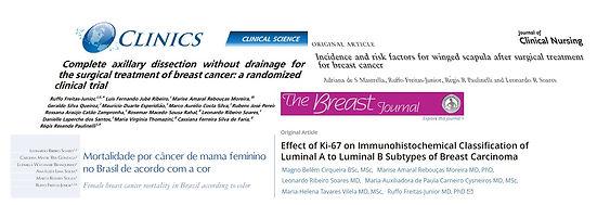 Artigos científicos, pesquisas, conhecimento médico, estudos