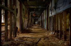 inside derelict building 1