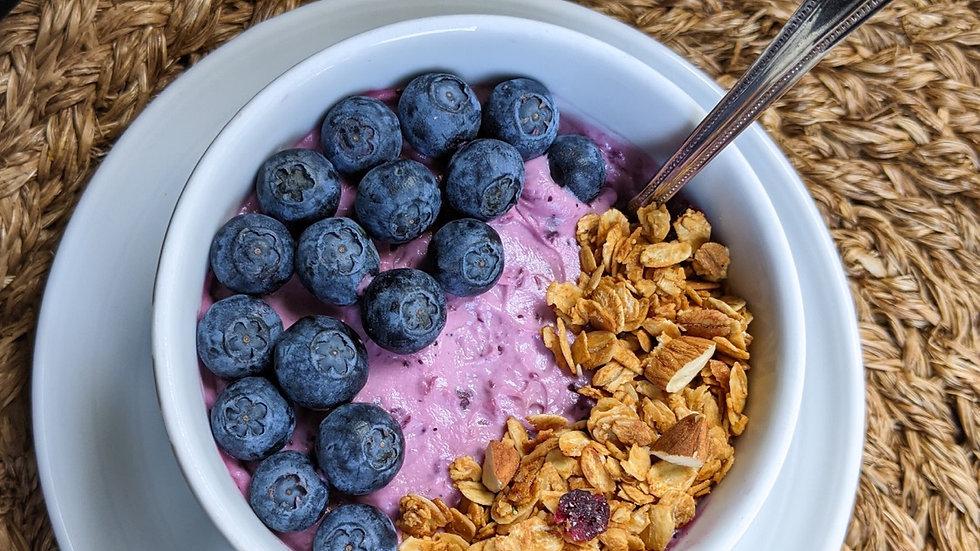 Yogurt Blueberry
