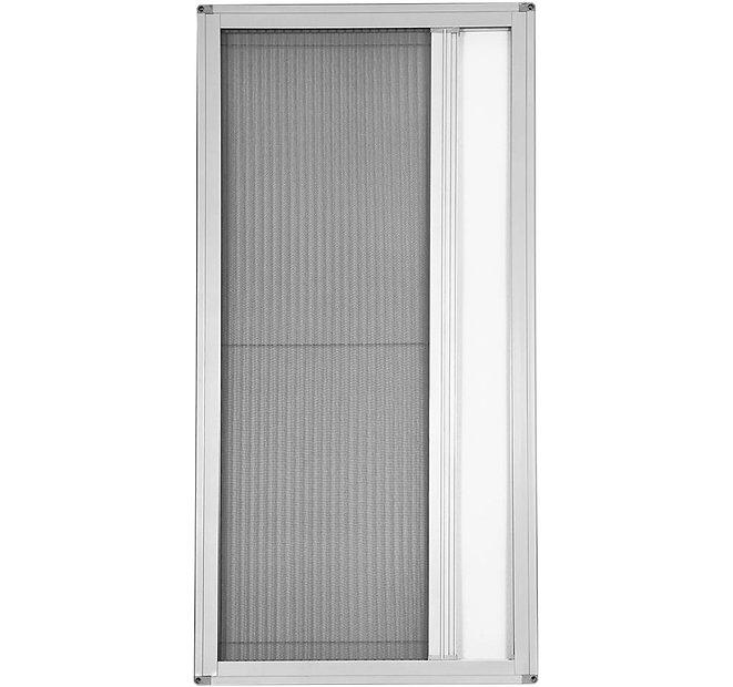 pencere pileli sineklik gri (9006) (Copy