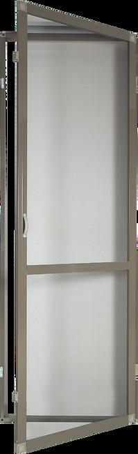 kapı sinekliği kasalı menteşeli vizon (7