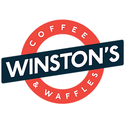 Winston's Coffee and Waffles Logo