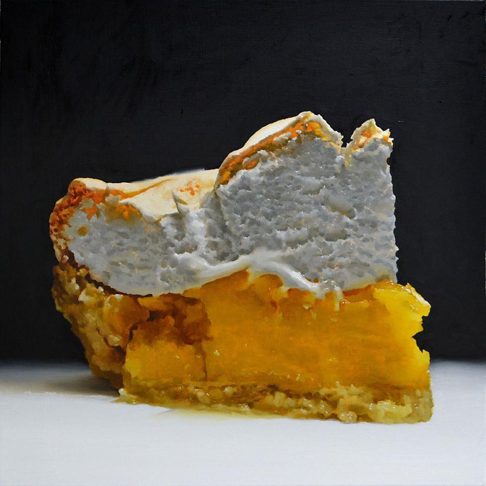 portrait of lemon meringue