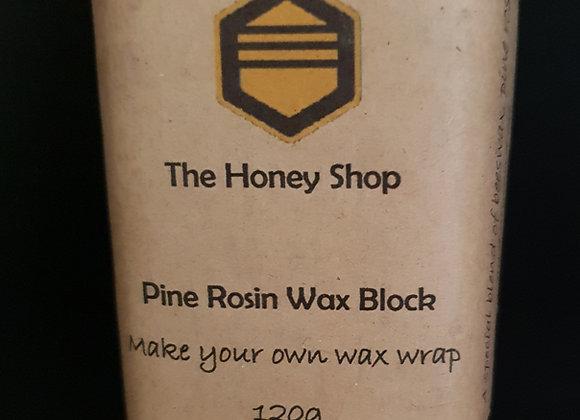 Pine Rosin Wax Block